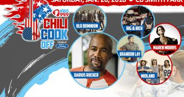 Win Chili Cook-Off Tickets!