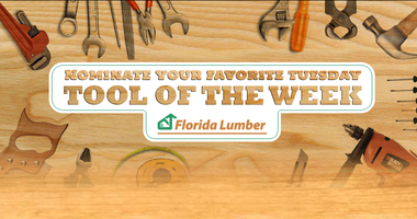 """The Tuesday """"Tool Of The Week"""""""