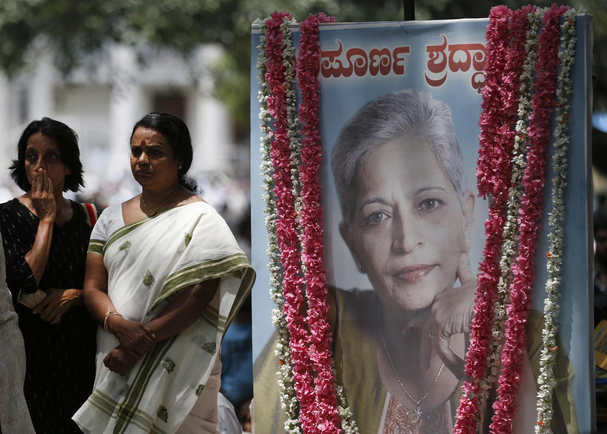 prominent indian journalists Journalists continue to be fifty-five-year-old gauri lankesh was the most prominent journalist killed female indian journalists have also faced.