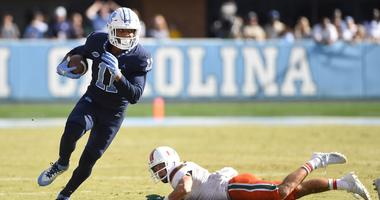 UNC Looking to Pull Upset at Pitt