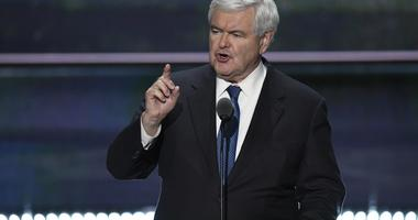 Bo Talks to Newt Gingrich: Trump Comments on Former Presidents, McCain Speech