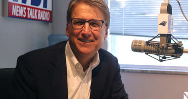 "The Pat McCrory Show with Bo Thompson: The Pat McCrory ""I'm Sorry Hall of Fame Tour"""