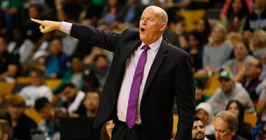 Hornets relieve Steve Clifford of head coaching duties