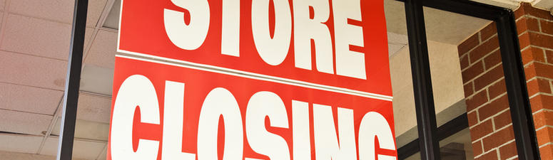 Another Store Closing in the Wyoming Valley Mall