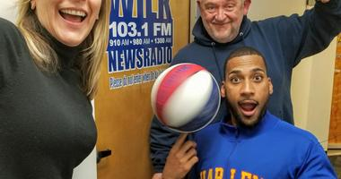 Sweet Georgia Brown! The Harlem Globetrotters are Coming To Town