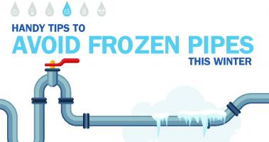 Colder Temperatures Could Mean Frozen Pipes