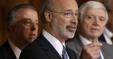 The Latest: Wolf submits map in gerrymandering case