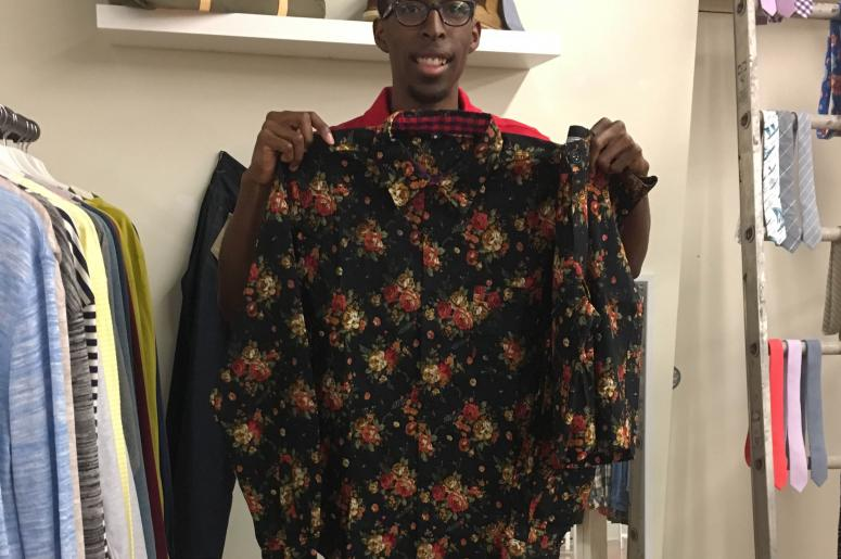 Doc Tries The Famous Cam Newton Coachella Outfit   107.9 The Link