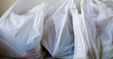 Banned in Boston: Plastic bags for shopping