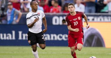 Soccer: FIFA World Cup Qulifier-Trinidad & Tobago at USA