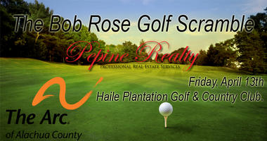 Enter your team now in the Bob Rose Golf Scramble
