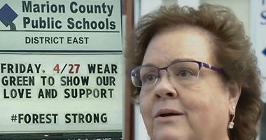 Teacher honored for confronting Forest High suspect