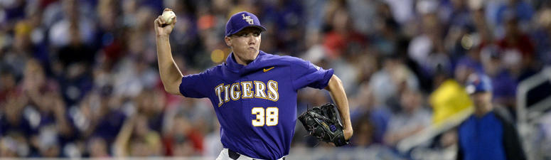 LSU baseball takes on the Longhorns