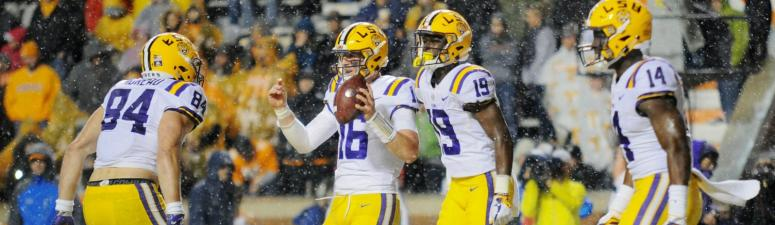 LSU blows past Vols 30-10
