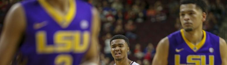 Cody Worsham: The future for LSU basketball is bright.  The present is too.