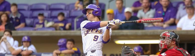 LSU Tigers pound Tennessee pitching for second straight night