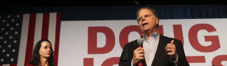 Alabama special Senate race now in hands of voters