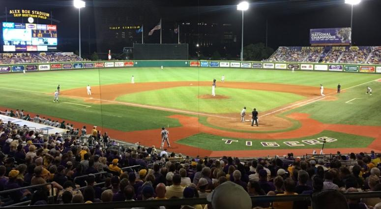 LSU rallies from rocky start to beat UNO 14-6
