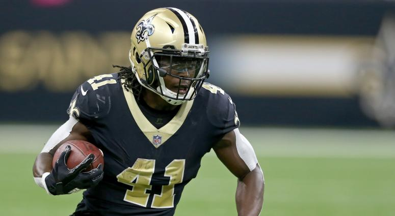 Alvin Kamara says he'll play this Sunday