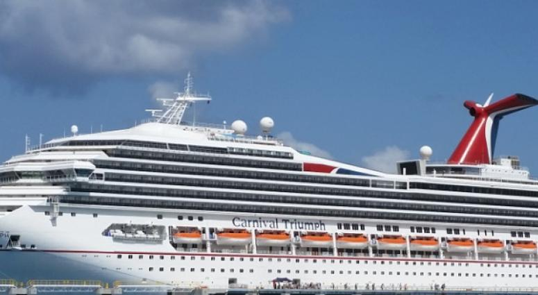 Family Member Identifies Woman Who Fell Overboard Carnival Cruise - Lady overboard on cruise ship