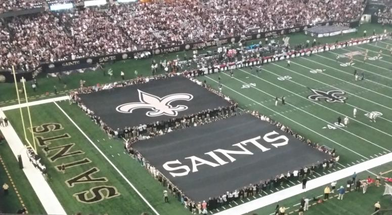 Saints sensational again, and not taking it for granted