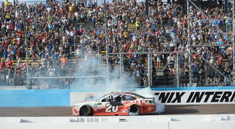 The Monster Energy NASCAR Cup Series travels to Phoenix this week where drivers will take on their first 1-mile long track of the season. ISM Raceway features a unique oval shape track, particularly on turns 1 & 2. The TicketGuardian 500 will feature 312