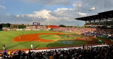 Ma'Khail Hilliard continues to dominate as LSU wins series vs MS State