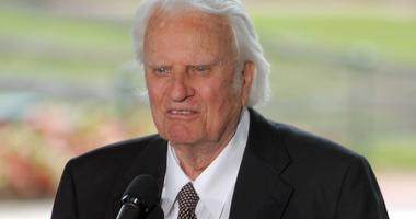 Billy Graham dead at 99 years old