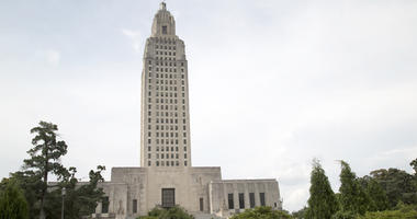 Louisiana budget with deep health cuts approved by House