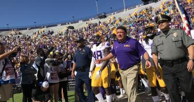 Photos: LSU vs. Arkansas