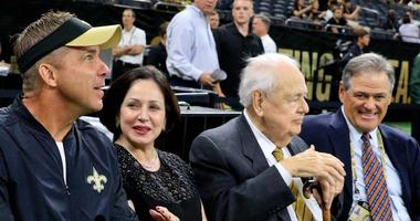 "Saints head coach Sean Payton remembers Tom Benson in ""Sports Illustrated"" column"