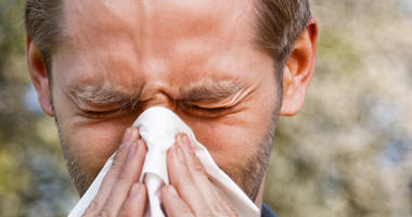 Early spring, early spring allergies