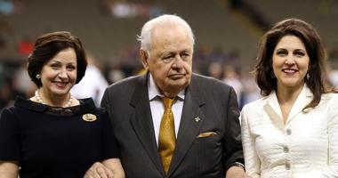 Advocate report finds Tom Benson left virtually nothing to daughter, grandchildren