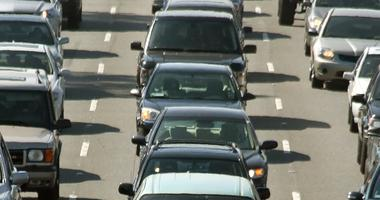 Busiest Thanksgiving travel holiday weekend since 2005
