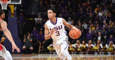 Tremont Waters' record-setting night sends LSU past Vanderbilt 88-78