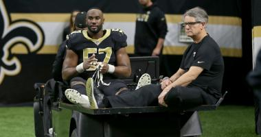 Saints DE Alex Okafor reportedly out for the season