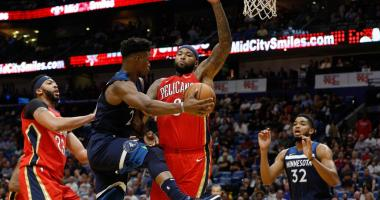 Wiggins lifts Timberwolves to 120-102 win over Pelicans