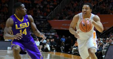 Short-handed Tigers fall to Tennessee at Rocky Top