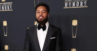 Marshon Lattimore wins NFL Defensive Rookie of the Year