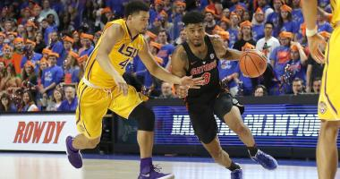 LSU hoops battles, but falls short vs Florida