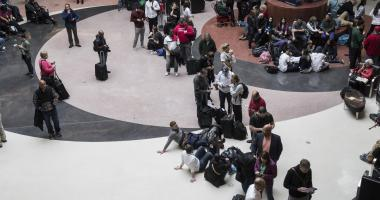Sudden power outage creates 'nightmare' at Atlanta airport