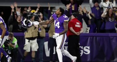 Vikings top Saints rally with last-play stunner in 29-24 win