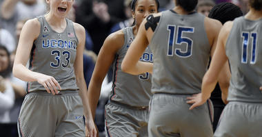 LSU women enter poll for first time in 4 years; UConn still No. 1