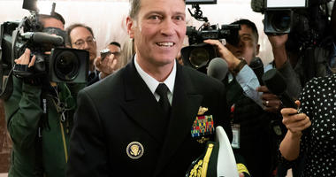 Ronny Jackson withdraws from consideration for VA chief