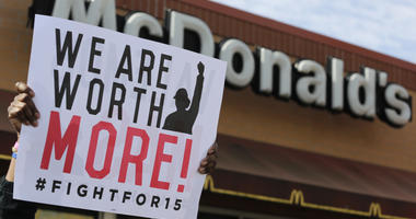 McDonald's worker in New Orleans, and others file sex harassment claims