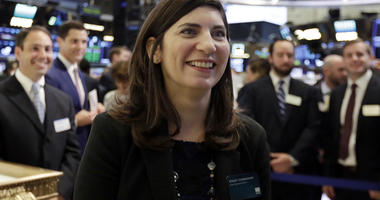 For the first time in 226 years, woman to lead the NYSE