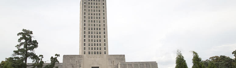 Louisiana judicial budget stalled amid concerns about cuts