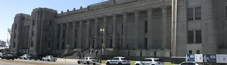 Court: New Orleans judges have conflict in setting fines