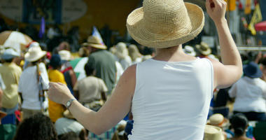 Lt. Governor Nungesser promotes Louisiana festival season 'stay-cations'