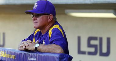 Notebook: Paul Mainieri hints changes may be coming to LSU's weekend rotation